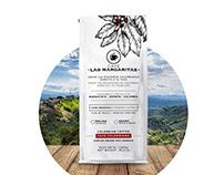 Coffee Packaging - Café Las Margaritas