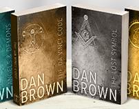 Dan Brown Novel Alt Covers