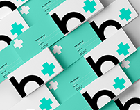 B+CARE Pharmacy | Identity + Naming