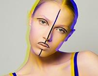 [BEAUTY] Hair & Make up : Luc Drouen - Faux Q
