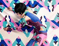 Bodypaint Collaboration for MINNA PARIKKA