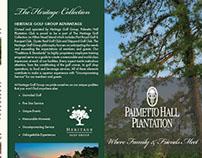 Palmetto Hall Tri-fold Brochure