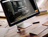 New website freelanceran company