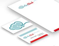 AirClick  brand new identity