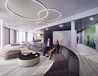 Interieur Design Office building