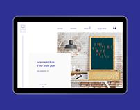 Bookster | Webdesign