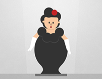 Opera Singer - Character Animation