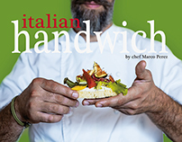 Handwich by Chef Marco Perez