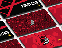 Portland Trail Blazers Merch Project