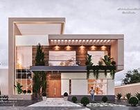 Luxury Modern Villa in KSA