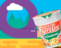 CupNoodles Animated post