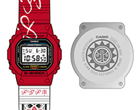 DESIGN THE NATIONAL G–SHOCK entry