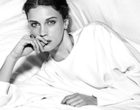 Chaumet Advertorial with Marine Vacth