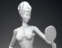 Maid Vanity