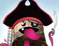 Frumpy Pirate