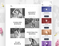 Pxyair Image Studio Website Design