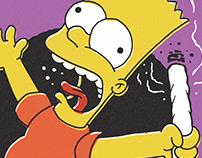 Simpsons Dope Serie