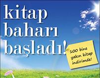 (2012) Kitapyurdu.com: Ad Design