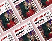Rolling Stone Magazine // Editorial