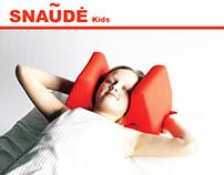 SNAUDĖ pillow