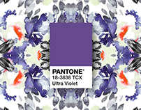 ESTAMPAS |Pantone Patterns