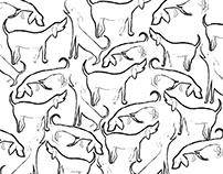 Ilustración perruna