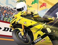 Dunlop Tyre Vietnam billboard