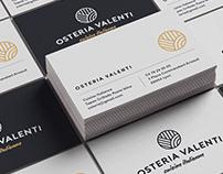 Osteria - Branding