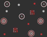 Conception du pattern sur roulette en ligne
