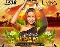 Flyer #LIVING - Bunker BCN