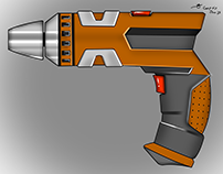 Electric screwdriver concept