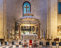 Basilica Saint Nicholas the Wonderworker in Bari