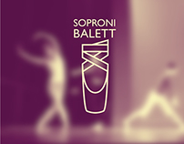 Soproni Balett identity