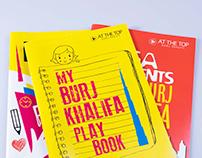 Burj Khalifa - Activity Books