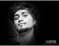 Vampire Effect Photo manipulation