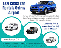East Coast Car Rentals Cairns Airport | 740313348 | all