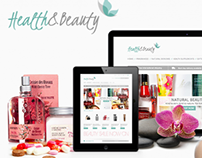 Health & Beauty E-commerce Theme