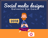 Social Media-Galveston Eye Care