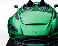 2020 Aston Martin V12 Speedster Royal Mint
