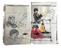 Jazz Sketchbook 2