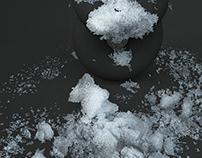 X-Particles Artwork