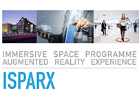 iSPARX Immersive Space Project AR Experience