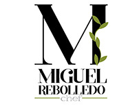 Logo: Miguel Angel Rebolledo (Traditional spanish chef)
