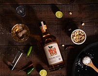 TEQUILA GALLO VIEJO - Rebranding and packing
