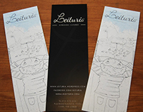 Bookmarker - new stationary element of Leituria