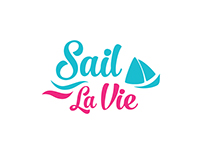 Sail La Vie - Logo Design