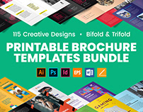 Brochure Template Bundle