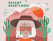 Desert Greetings!