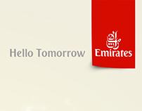 Emirates Airline | Hello Tomorrow