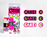 CAKE! // Branding project